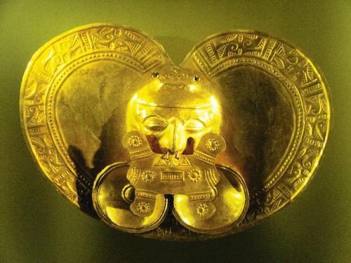 Museo dell'oro, Bogotà