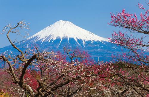 Hakone con vista sul M.te Fuji