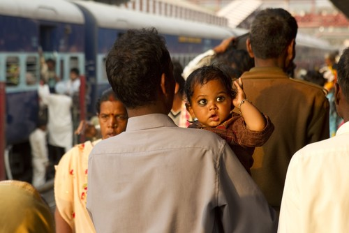Stazione dei treni, Udaipur