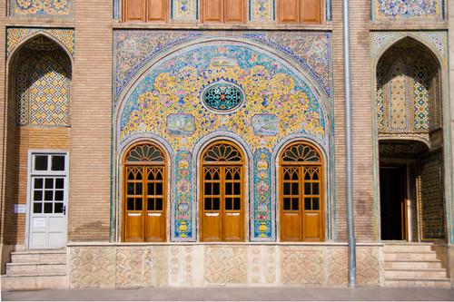 Palazzo Golestan, Tehran