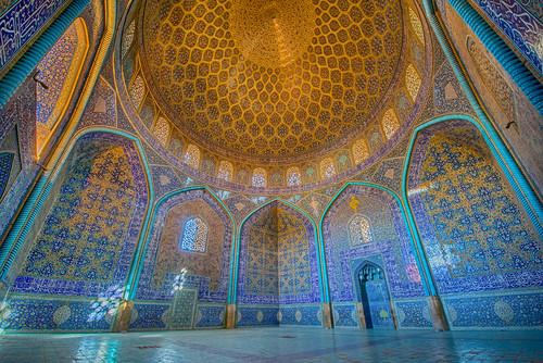 Moschea dello Sceicco Lotfollah, Isfahan
