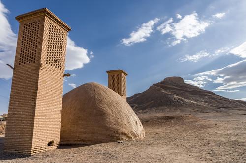 Torri del Silenzio, Yazd