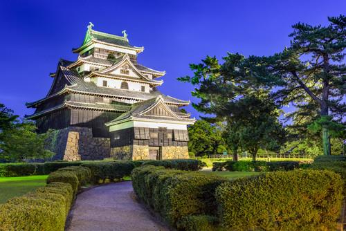 Matsue - castello