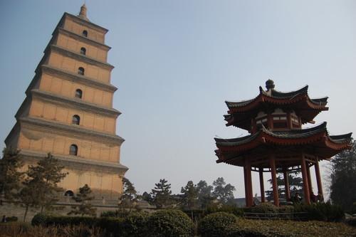 Xi'An - Pagoda dell'Oca Selvaggia