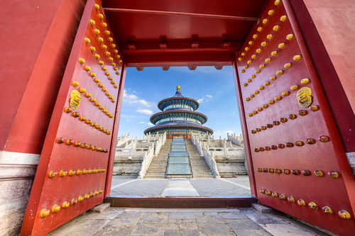 Pechino il Tempio del Cielo