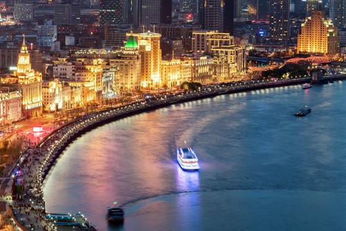 Shanghai il Bund