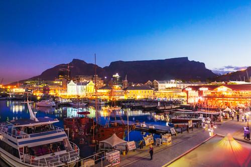 Waterfront Città del Capo