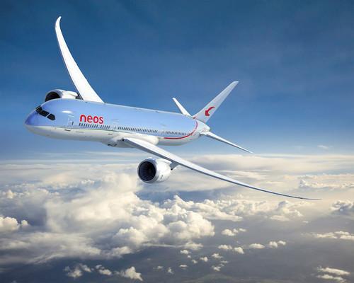 Nuovo Neos 787 Dreamliner